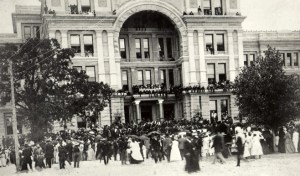 capitol dedication