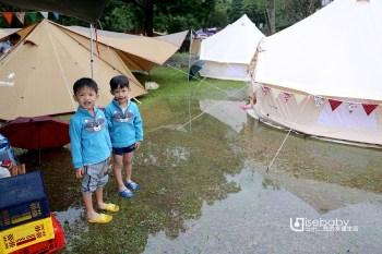 下雨天露營怎麼辦.雨天露營的5項對策