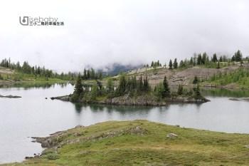 加拿大   Lonely Planet健行步道推薦第一名。Sunshine Meadow日光草原