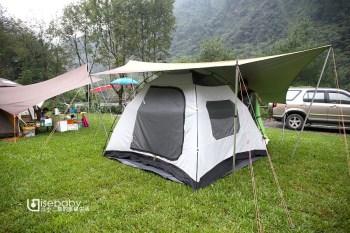 下雨天露營如何收搭帳篷?