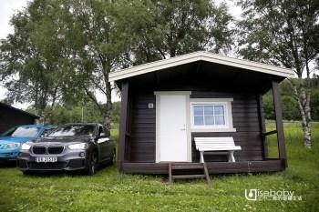 挪威 | 露營小木屋。坐擁峽灣美景營地.Koa Camping