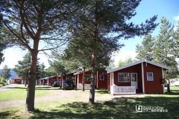挪威露營 | 奧斯陸近郊湖畔營地。Utvika Camping