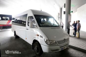 歐洲交通   跨國巴士旅行。立陶宛->拉脫維亞里加