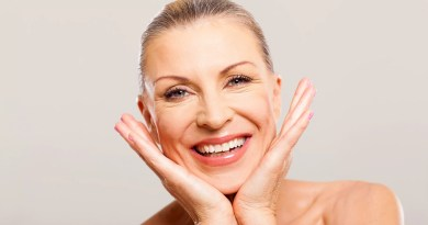 Women Face Care For Skins Over 50
