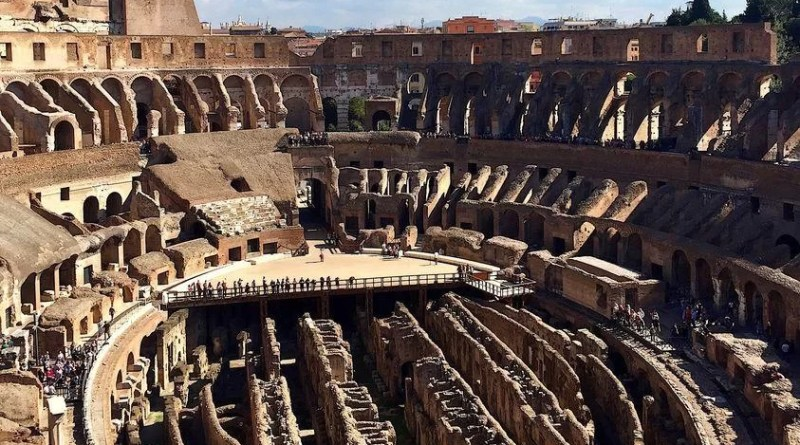 Colosseum Guided Tours