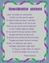 suicide, marriage, other woman, desperation, divorce, infidelity, sonnet, poetry, poem