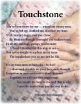 touchstone, mother-daughter, how to die, elders, sonnet, poetry, poem
