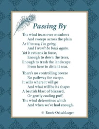 Passing By, the wind, poetry, poem, verse