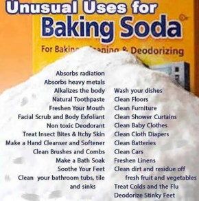 uses-of-baking-soda