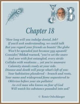 Job Chapter 18