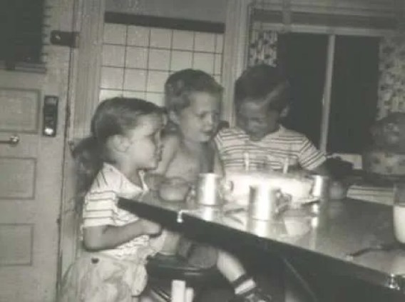 Birthday Party 1952