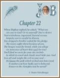 Job Chapter 22