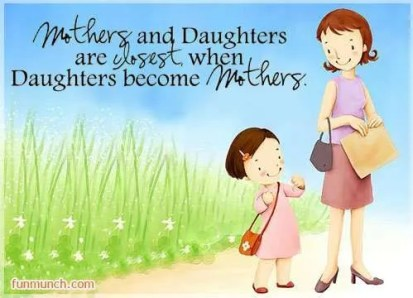 Mothers-and-daughters-are-closest