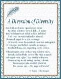 A Diversion of Diversity