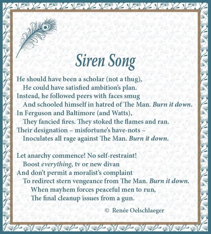 Siren-song