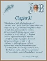 Job Chapter 31