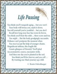 Life Passing
