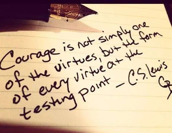 Courage-CS-Lewis