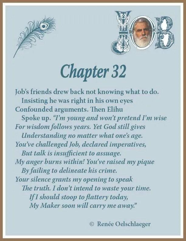 Job-Chapter-32