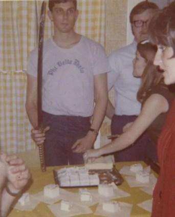 DLO Bday 1970