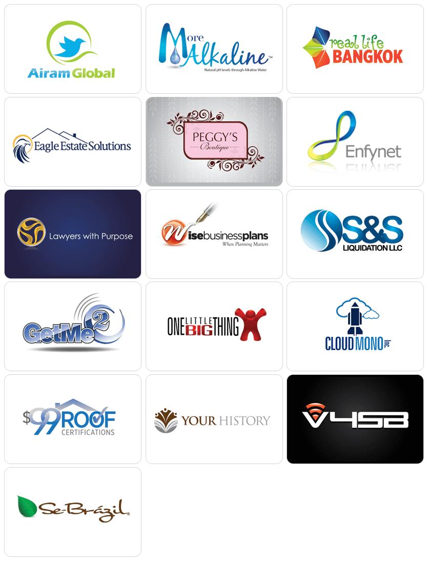 logo design wise business