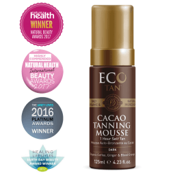 Cacao Firming Mousse isepruunistav vaht
