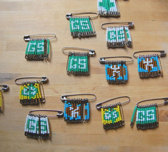 Girl Scout Friendship Pins
