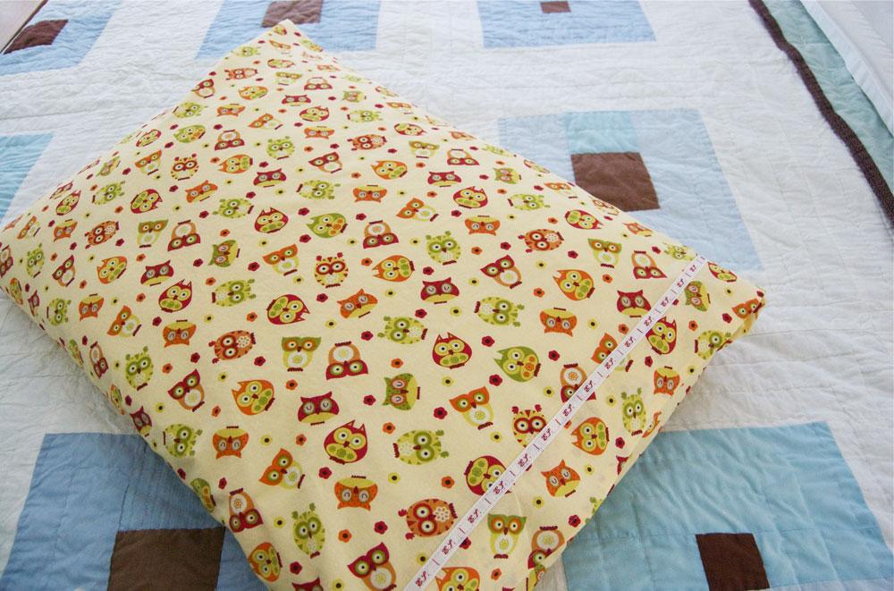 Summer Camp Pillow