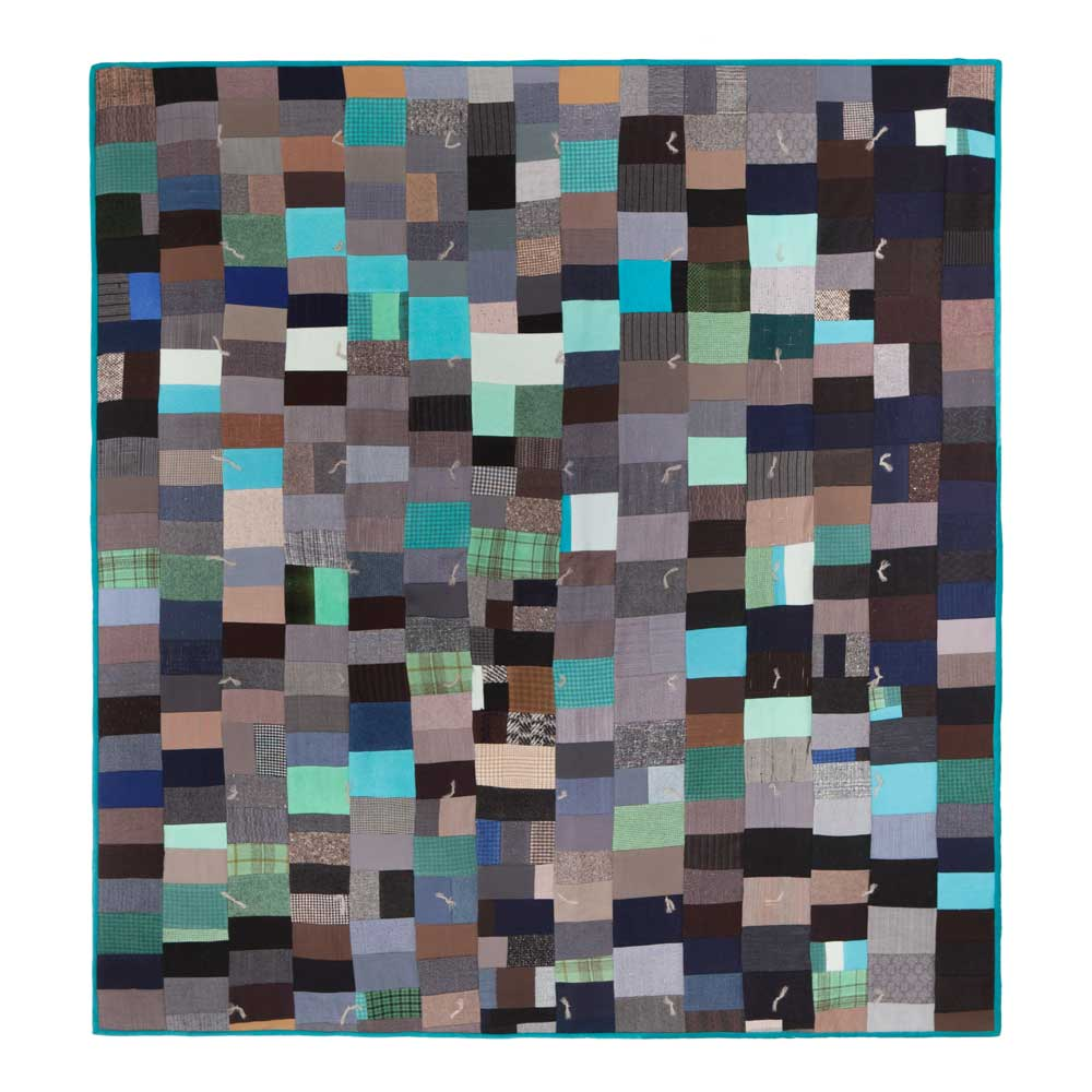 Turquoise Trail Quilt by Wise Craft Handmade