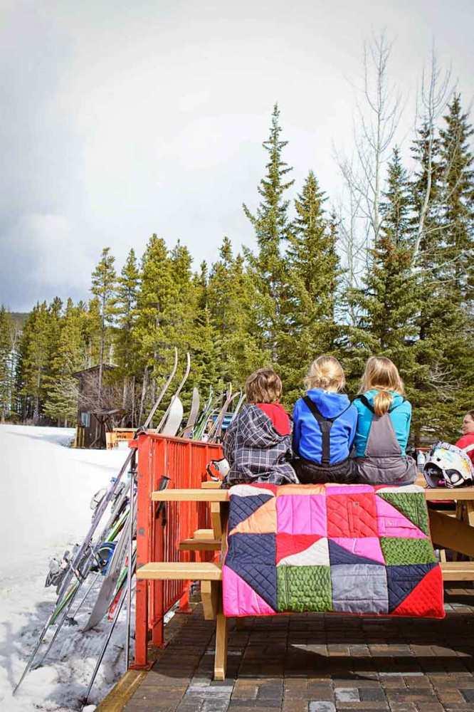 Ski Parka Quilt by Wise Craft handmade