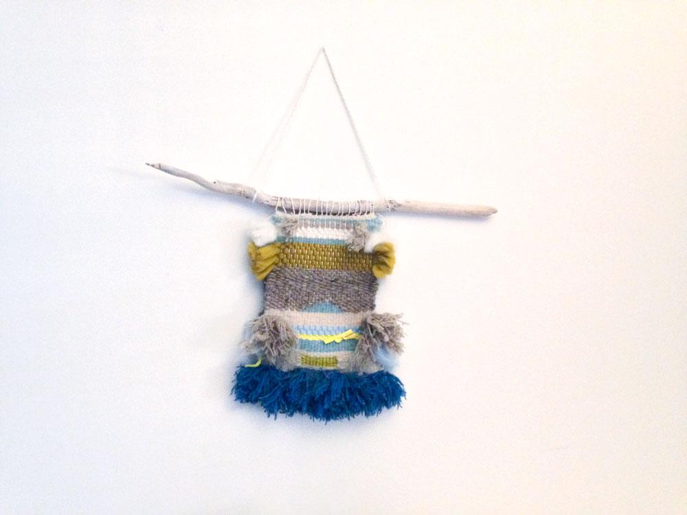 my weaving by Wise Craft Handmade