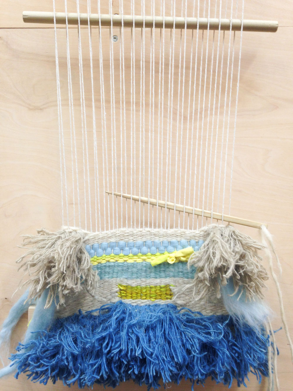 my weaving by Wise Craft Handmade