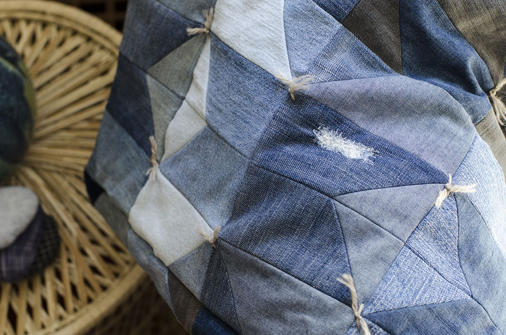 Upcycled Quilt Class