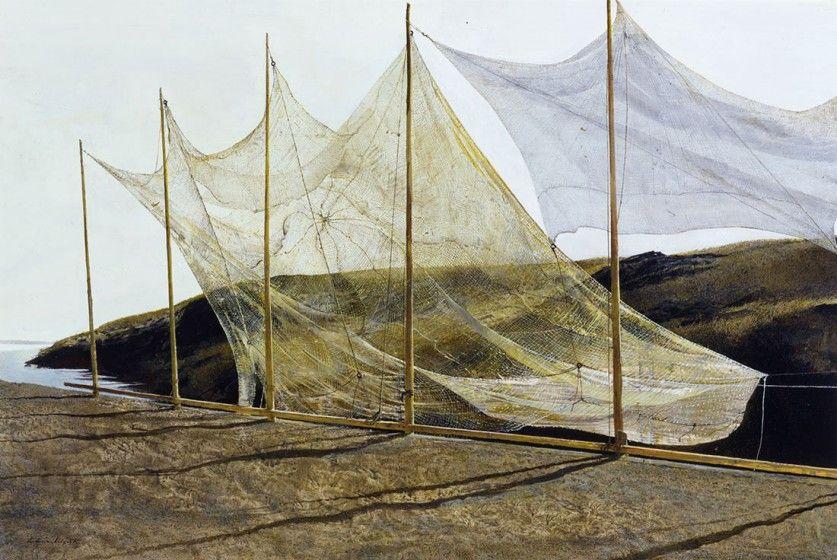 Andrew Wyeth Pentecost