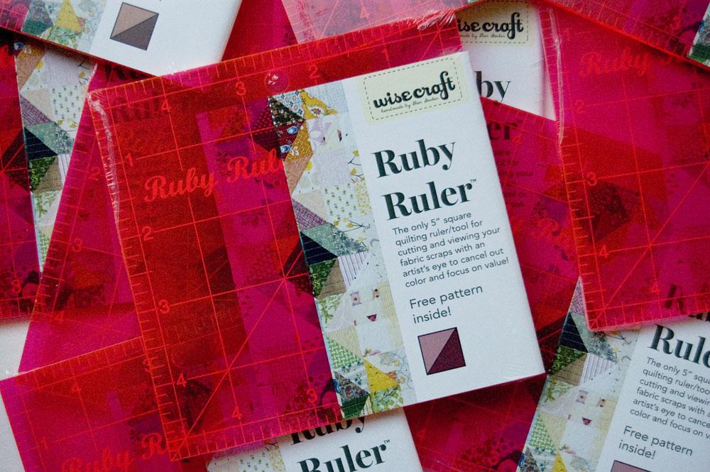 Ruby Ruler