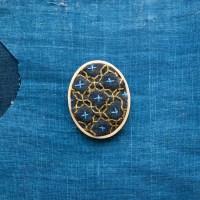 sashiko brooch 4
