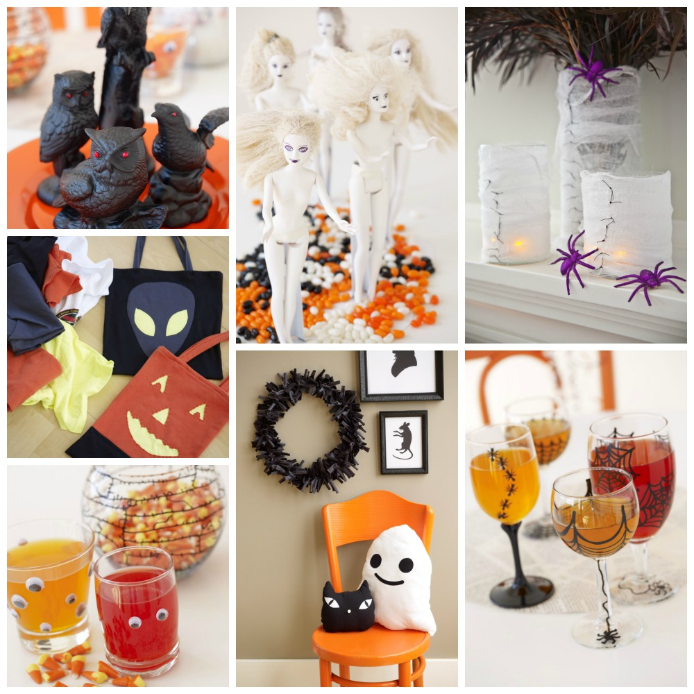 Quick and Fun Halloween Projects Part 1