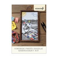 Doodle Embroidery Kit