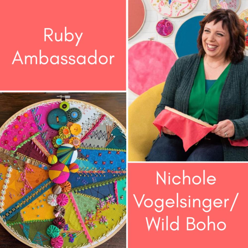 Ruby Ambassador Wild Boho