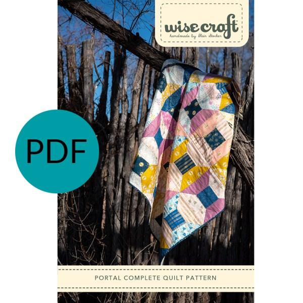 Portal PDF Quilt Pattern