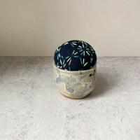porcelain pincushion