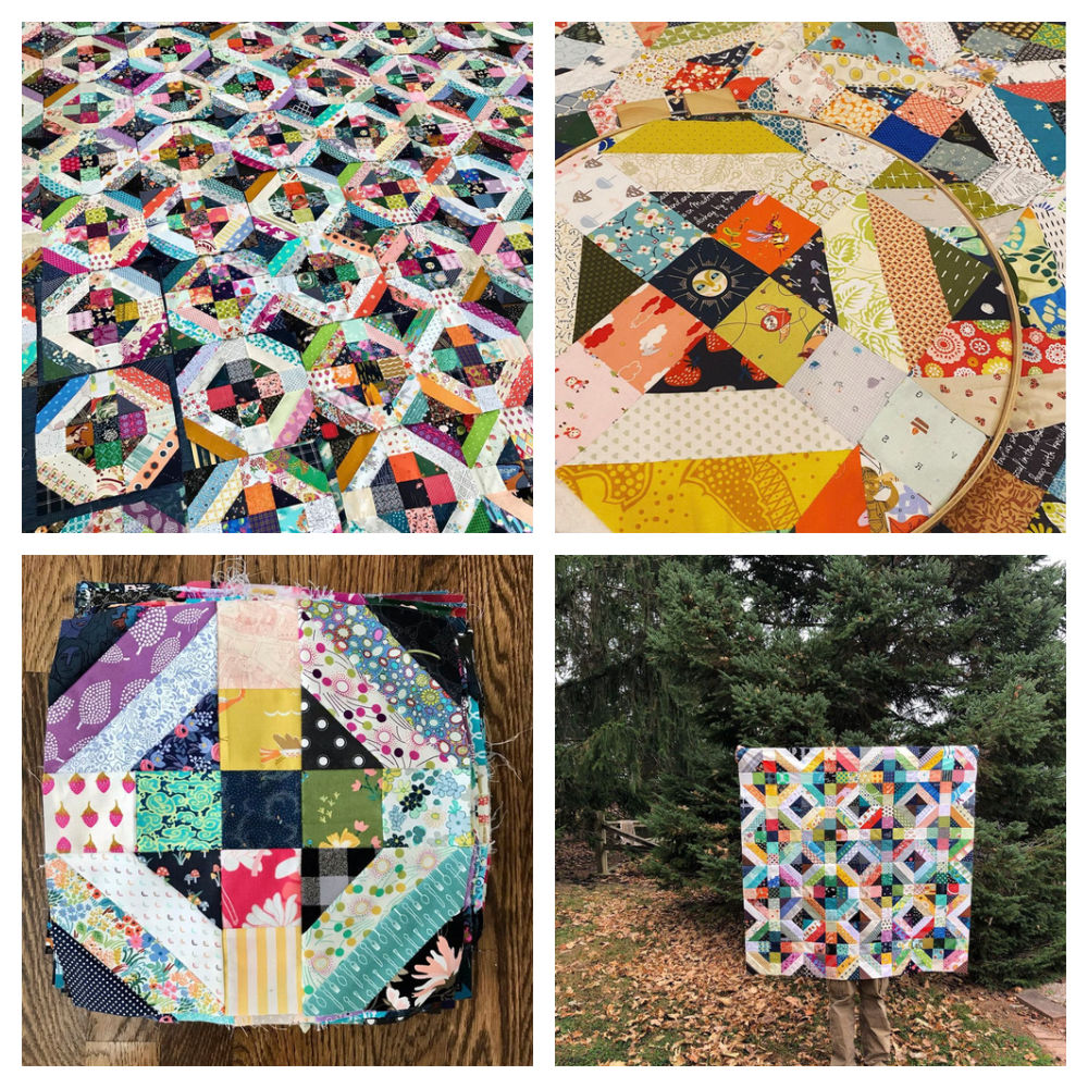 Rojas Quilts from IG