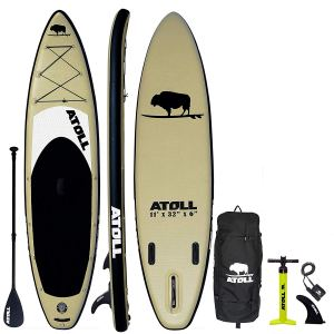 Atoll 11 Foot Inflatable Stand Up Paddle Board