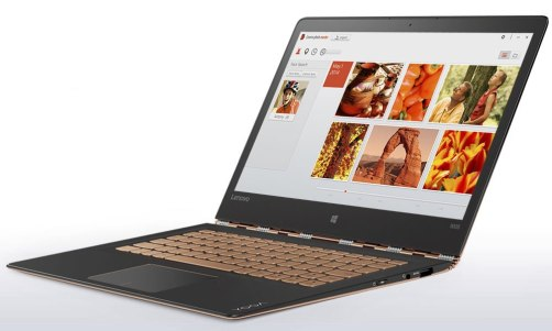 LENOVO YOGA 900 CONVERTIBLE LAPTOP