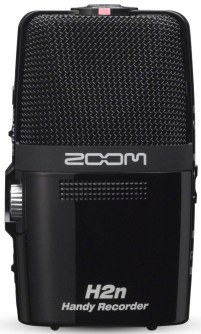 Zoom H2n Stereo sound portable recorder