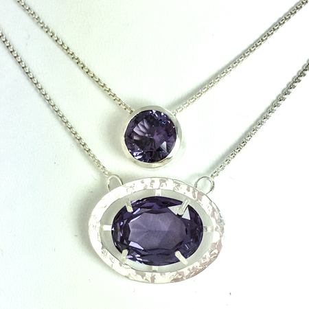 Can I identify my gemstone by its colour?