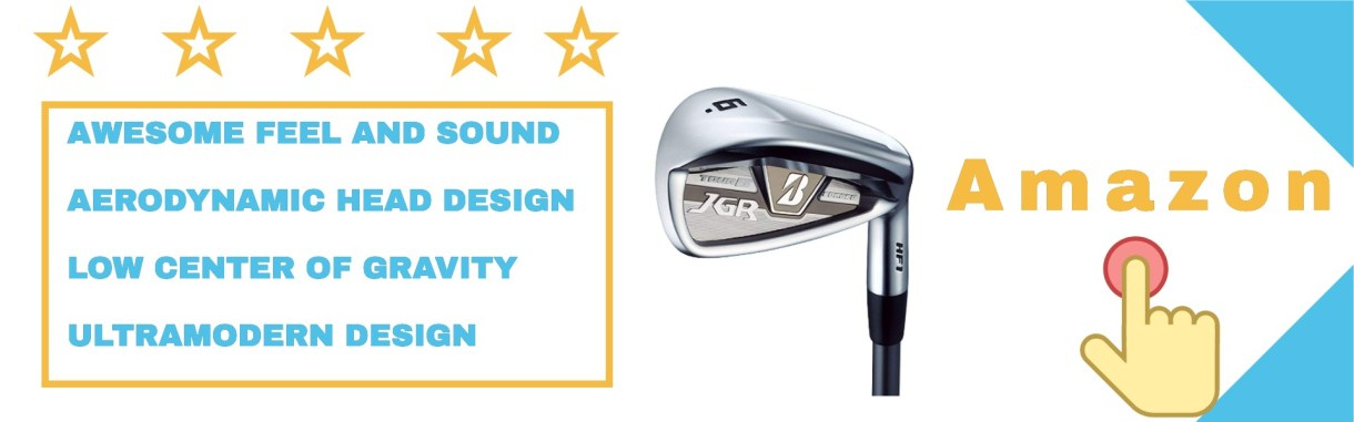Bridgestone  irons includes