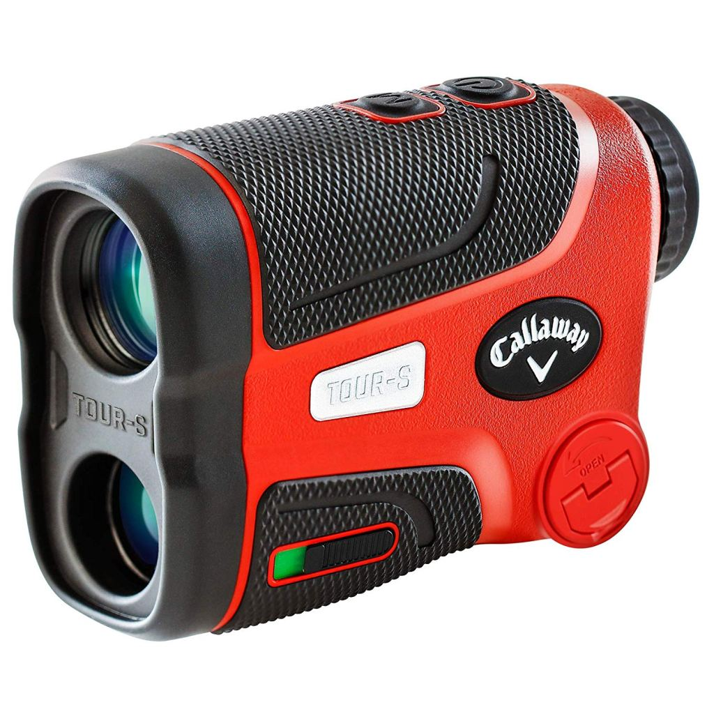 Callaway  Rangefinder user-friendly