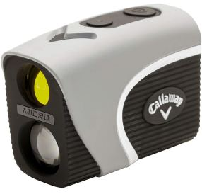 Callaway micro prism laser rangefinder