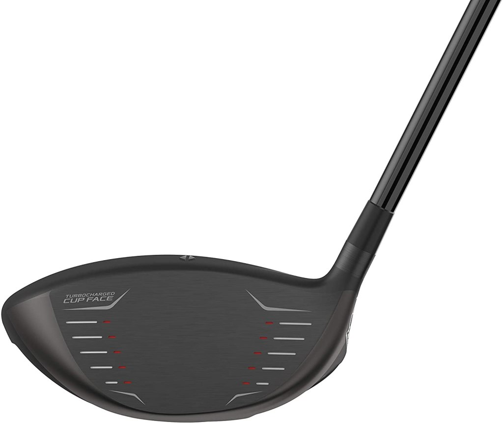 Cleveland golf launcher turbo driver